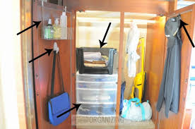 space organizers small space organizing rv storage organizing made fun small