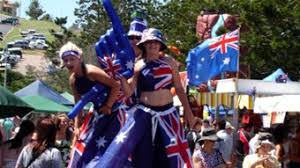 what s on australia day abc capricornia australian
