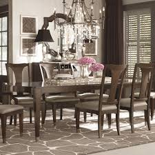rectangular dining room tables with leaves bassett cosmopolitan transitional rectangular dining table with