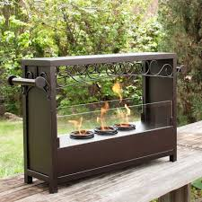 Portable Indoor Outdoor Fireplace by Portable Indoor Wood Burning Fireplace Home Design Ideas
