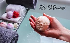 Bath Gift Sets Bath Bomb Gift Of 7 Bei Momenti Bath Bomb Fizzies Bubble Bath