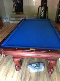 Championship Billiard Felt Colors Move Slate Pool Table Ebay