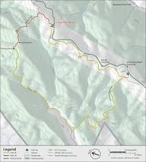 Rap Map Riprap Shenandoah National Park U S National Park Service