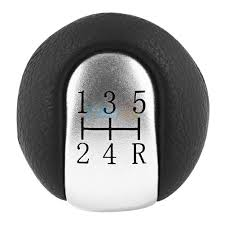 5 speed auto manual gear stick shift knob for toyota corolla verso