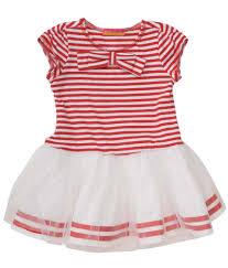 kate mack eau so striped tutu dress for babies toddlers