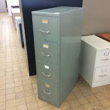 Four Drawer Vertical File Cabinet by Green 4 Drawer Vertical File Cabinet Nd Surplus