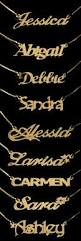Best Name Necklace The 25 Best Name Necklace Ideas On Pinterest Personalized
