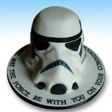 stormtrooper birthday cake for the starwars fans flickr