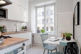 Ideas To Decorate Scandinavian Kitchen Design - Scandinavian kitchen table