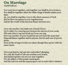 wedding quotes kahlil gibran the prophet on kahlil gibran http www stephaniemilne