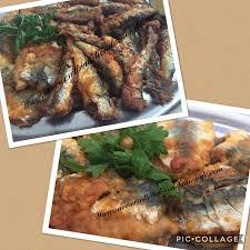 cuisiner des sardines fraiches sardines fraiche avec dersa marinade à l algerienne saveurs et