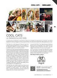 cuisine du bonheur fr press cool cats