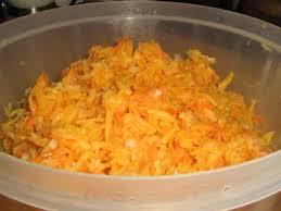 cuisiner la citrouille salade douce à la citrouille potiron recette ptitchef