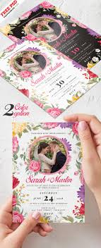 wedding invitations psd wedding invitation card design psd uxfree