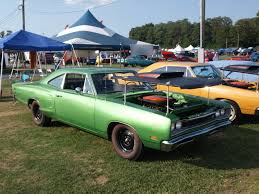 Muscle Car Parts - from flashing blue to flashing green how the dodge charger police