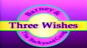 Barney And The Backyard Gang Doll Hmongbuy Net Barney U0026 The Backyard Gang Three Wishes Book