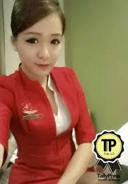 airasia uniform 10 hottest malaysian airasia stewardesses tallypress