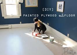 best 25 painted plywood floors ideas on pinterest painting
