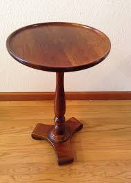 Ethan Allen Side Table Elegant Ethan Allen Side Table With Vintage Ethan Allen Wood Wine