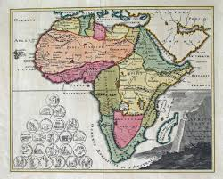 Ancient Africa Map by History Caoilin U0027s Wonderland