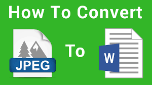 Convert Resume To Plain Text How To Convert Image To Text Using Google Docs Jpeg To Docx