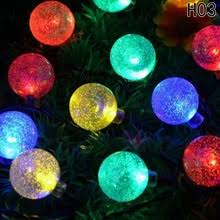 Solar Powered Christmas Tree Lights by Popular Bubble Tree Lights Buy Cheap Bubble Tree Lights Lots From