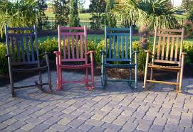 Outdoor Patio Rocking Chairs Amazing Large Outdoor Rocking Chairs Outdoor Rocking Chair Garden
