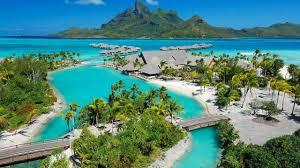 Where Is Bora Bora Located On The World Map by Four Seasons Bora Bora French Polynesia South Pacific Private