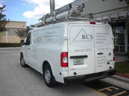 nissan cargo van nv2500 commercial truck success blog rcs commercial roof packs it in a