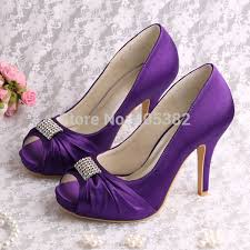 Wedding Shoes Purple Search List