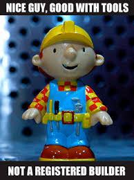 Builder Meme - registered builder meme inspect my home
