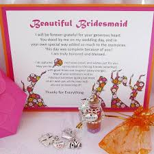 thank you bridesmaid cards creative bridesmaid gifts from captured wishes