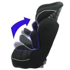 cale tete pour siege auto siège auto et rehausseur disney avec dossier confort et inclinable