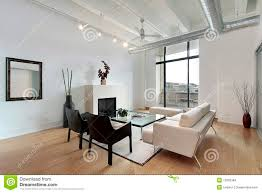 living room with balcony view stock images image 12662384
