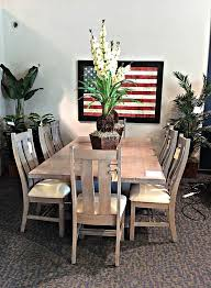 Best Gathering Tables Images On Pinterest Houston Dining - American made dining room furniture