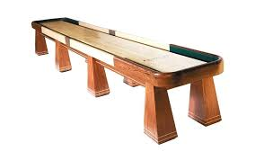 ricochet shuffleboard table for sale indoor shuffleboard table plans billiards 9 foot the standard in oak