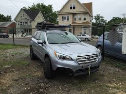slammed subaru outback wagonofdoom 2015 outback build archive expedition portal
