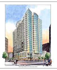 Multifamily Plans by Wood Partners Announces Plans To Build An All Glass Luxury High