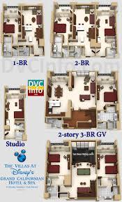 grand californian suites floor plan grand californian suites floor plan grand californian villas floor