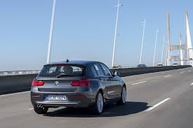 bmw 1 series price in india 2016 bmw 1 series facelift launched in india priced from rs 29 9