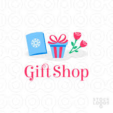 sold logo gift shop stocklogos