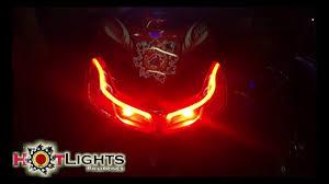 yamaha mio sporty proejctor n light set up by hotlights