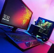 138 best gaming setup images on pinterest pc setup gaming setup
