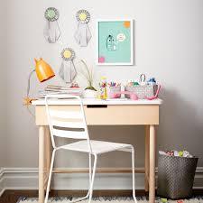 amenagement bureau enfant design interieur bureau enfant idées aménagement décoration chic