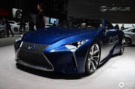 lexus lf lc concept cena 2013 lexus lf lc concept car