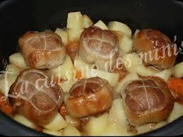 cuisiner paupiettes de veau les meilleures recettes de paupiettes de veau
