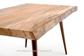 Midcentury Modern Table - mid century modern table nakashima dining live edge