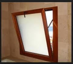 aohlong simple design aluminum hopper window china aluminum