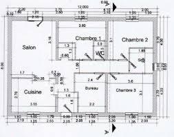 plan d une chambre plan de construction d une maison la notre jpg scarr co
