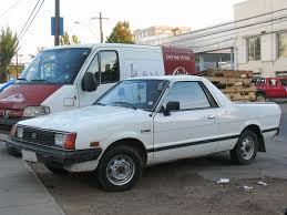 brat car subaru brat wikipedia